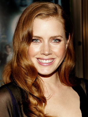 Amy Lou Adams Auburn Hair Color Hairstyles