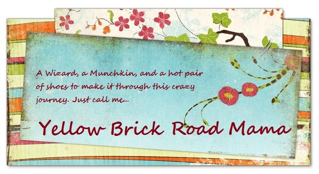 Following the Yellow Brick Road to Motherhood