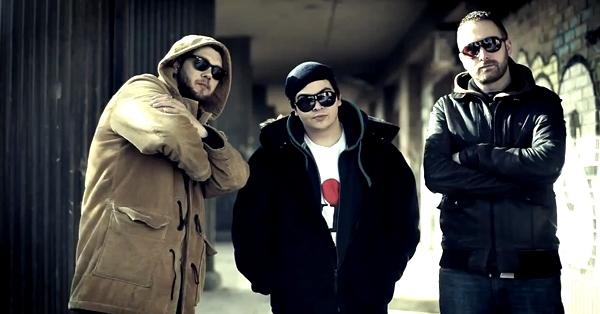 los chicos del maiz, viñarock 2012, rap, rap español