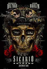 Watch Sicario: Day of the Soldado Online Free 2018 Putlocker
