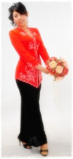model kebaya modern 2013