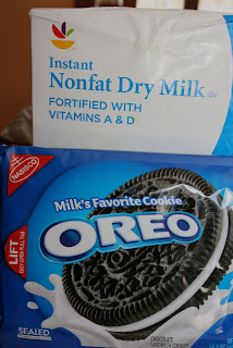 Oreos and Milk