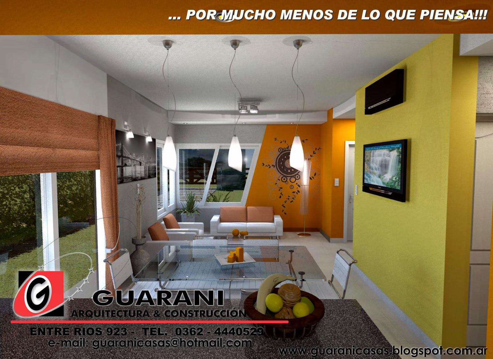 Arquitectura y construccion casa nueva de marco - Estudio de interiores ...