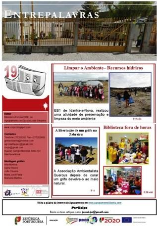 Jornal Entrepalavras dez 2019 2020