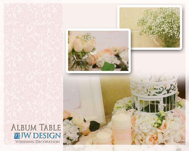 Wedding Decoration at Klang Centro Ballroom