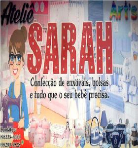 ATELIÊ SARAH ARTS - TUDO PARA O SEU BEBÊ