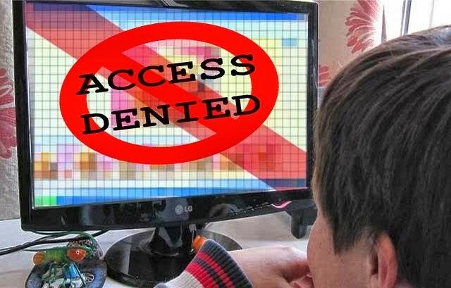 حجب المواقع الضارة على الوندوز7/8 في جوجل كروم و الموزيلا