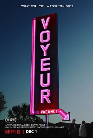 Voyeur - Netflix BluRay 720p Torrent torrent download capa