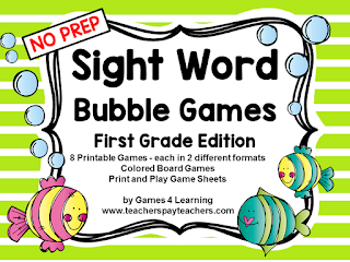 https://www.teacherspayteachers.com/Product/Sight-Words-2096467