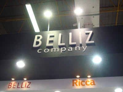 Beauty Fair 2013 - Belliz Company / Ricca