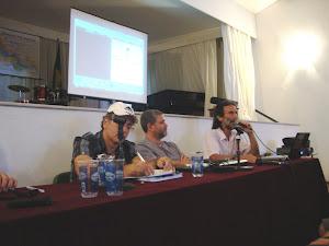 palestra  do  maestro Sérgio  Souto