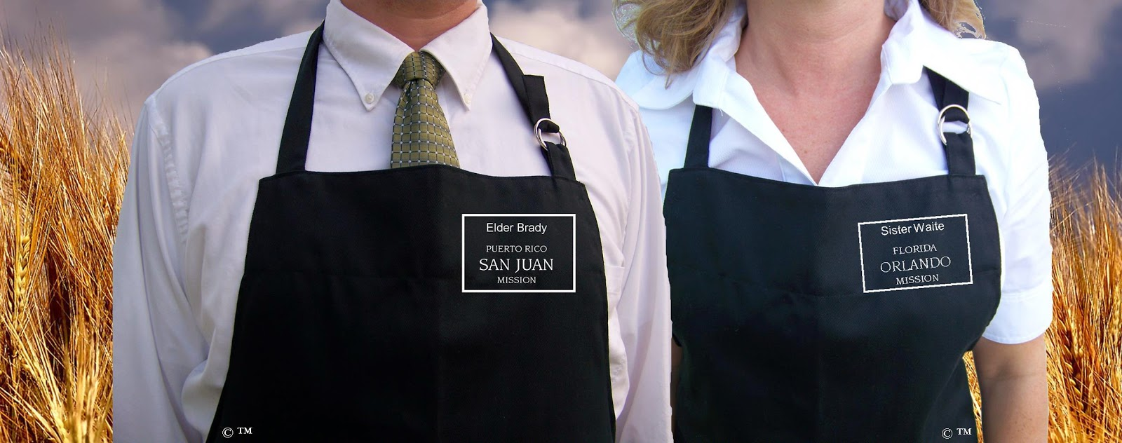 White apron brisbane