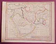 نقشه مستقل بلوچستان در سال 1840 م