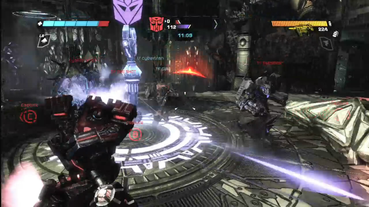 Transformers: War for Cybertron Free Download