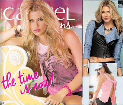 Catalogo Carmel Teens Campaña 13 2015