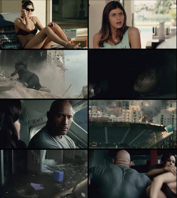 San Andreas 2015 Dual Audio Hindi HDRip 480p