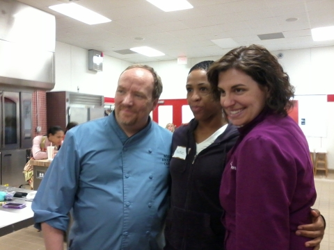 Character Sculpting 101 With Lauren Kitchens And Mike McCarey Was BIG Fun!  Members Were Overwhelmed With The Spectacular Kitchen Space At Buddy  Valestrou0027s ...