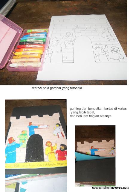 Bahan Kreativitas Sekolah Minggu Yesus Membangkitkan Anak Muda Di Kota