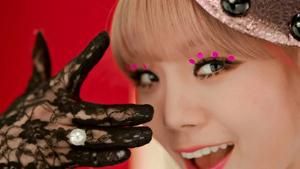 Orange Caramel Catallena Lizzy