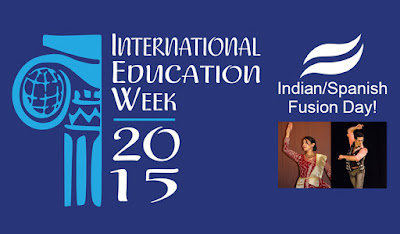 International Ed Week poster