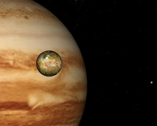 Júpiter Io Europa