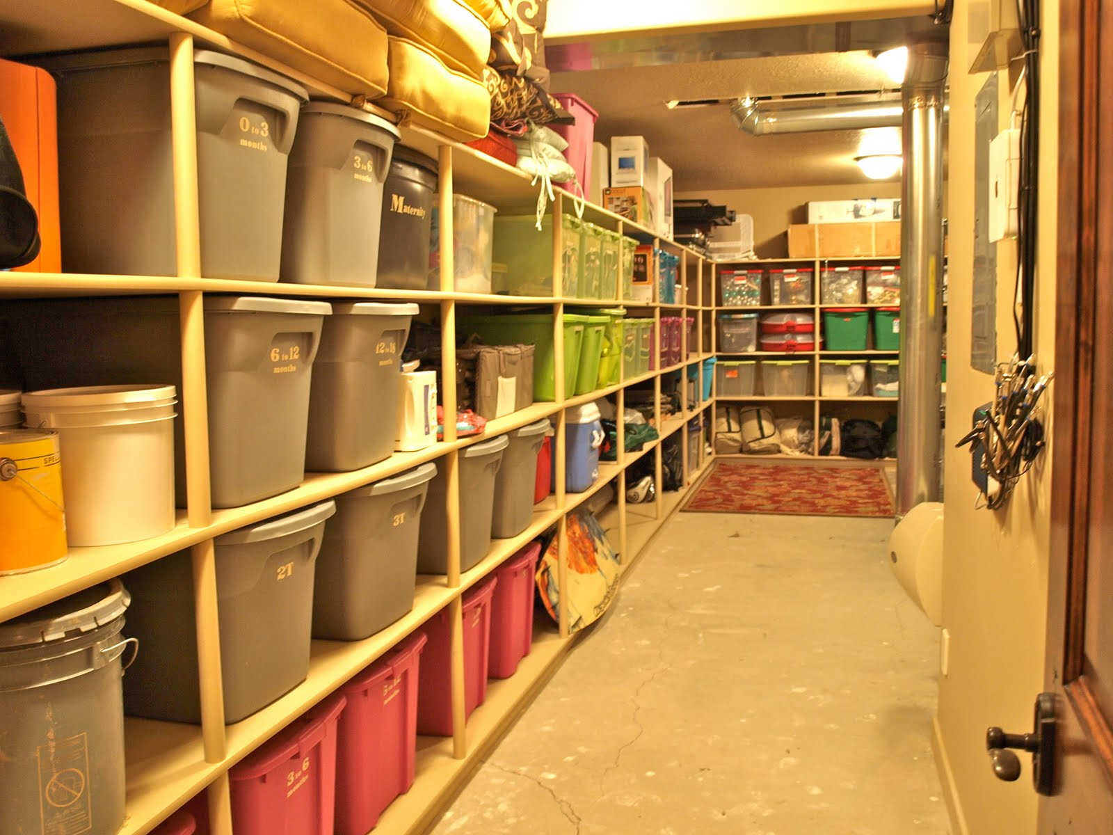 Originate And Renovate Storage Room Clean Up