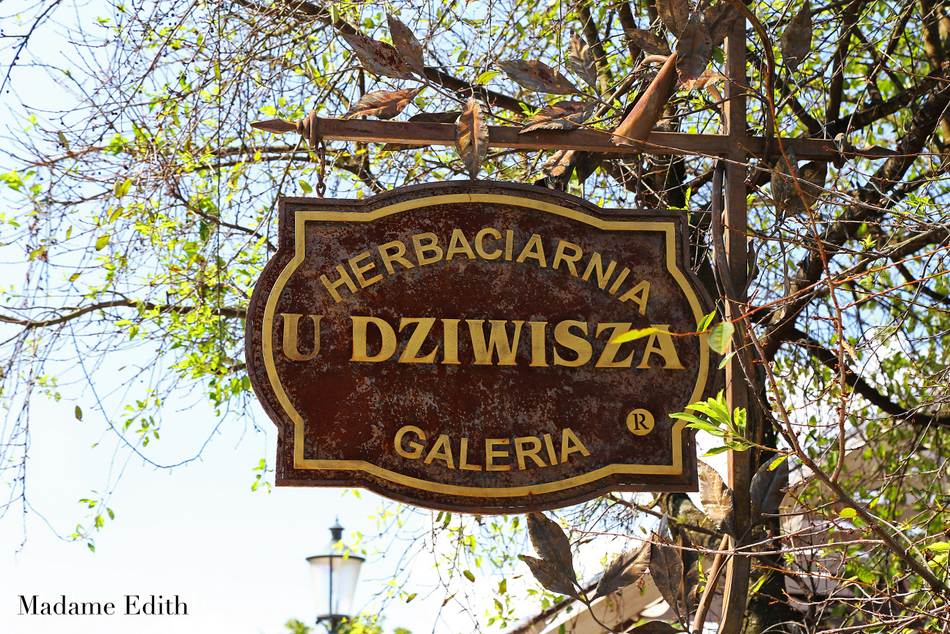 Herbaciarnia U Dziwisza
