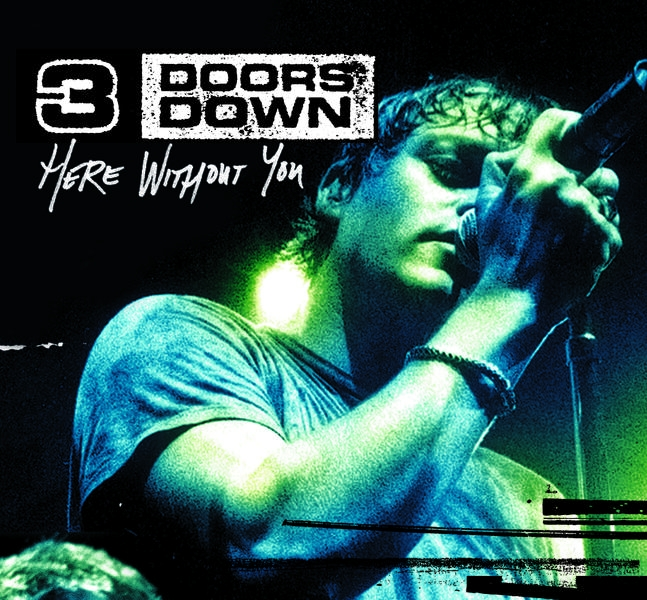 3 doors down here without you album art 4