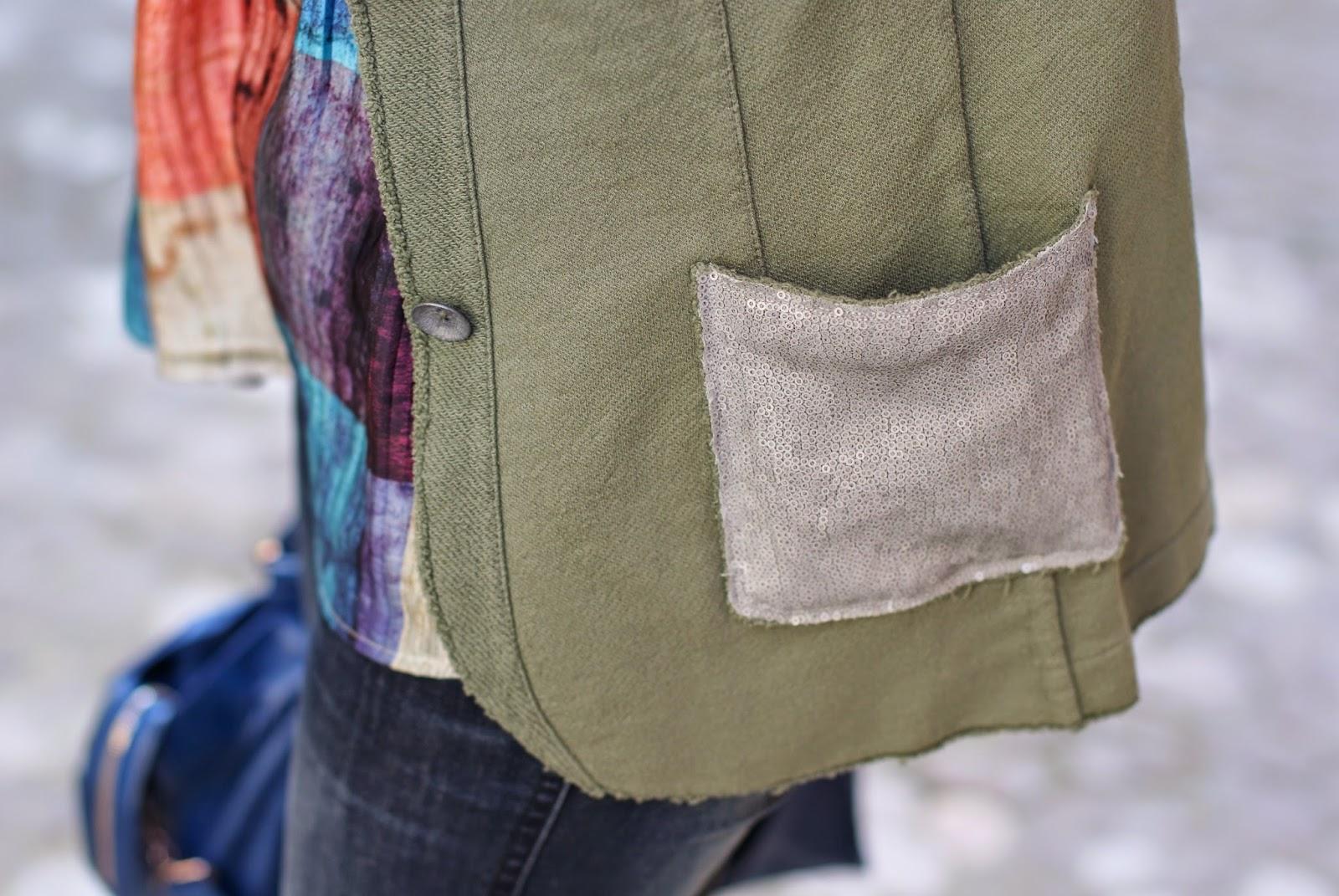 Praio, Praio sleeveless jacket, Fashion and Cookies, fashion blogger