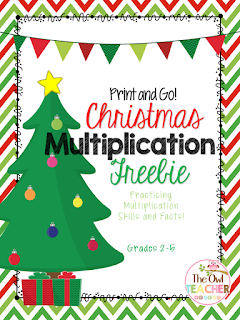 https://www.teacherspayteachers.com/Product/Christmas-Holiday-Multiplication-Math-FREEBIE-2250886