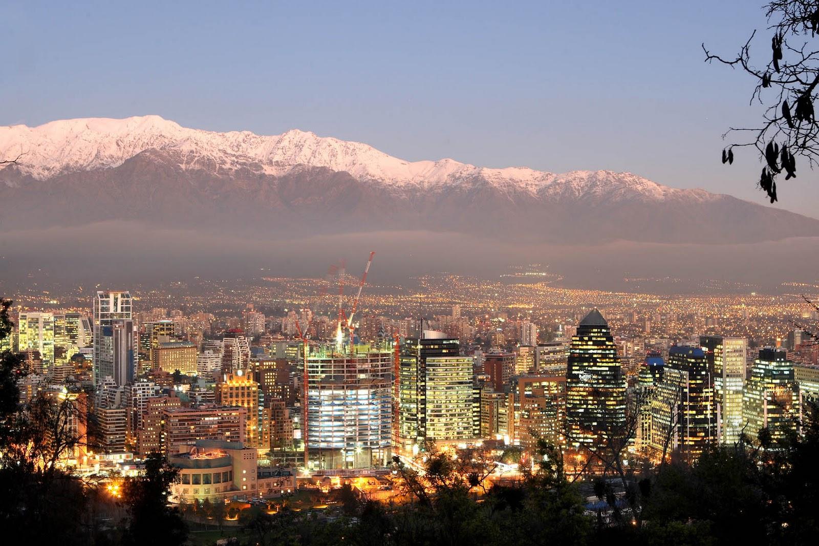 Blog Meio Tom Dica De Viagem Santiago