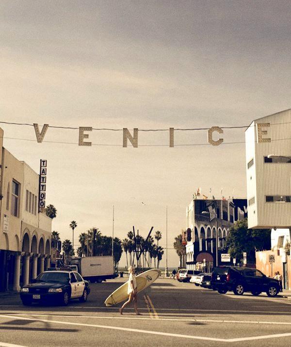 Venice plaża