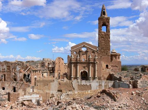 Wymering: Belchite, los fantasmas de la guerra
