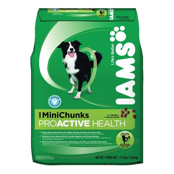 Iams Dog Food Good