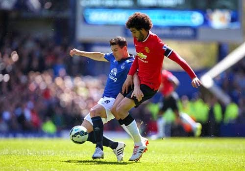 Everton vs. Manchester United 3-0 Premier League Match day 34 Full Match Gallery