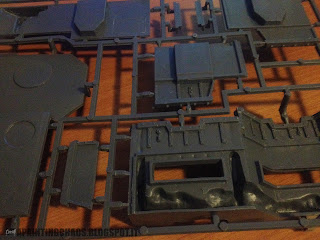 Wall of Martyrs Imperial Bunker sprue 5