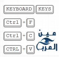 أضف شكل ازرار لوحة المفاتيح في مواضيعك بكل سهولة