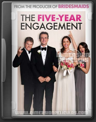 The Five-Year Engagement (BRRip Español Latino) (2012)