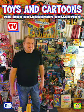 TOYS AND CARTOONS:  The Rick Goldschmidt collection TV Series