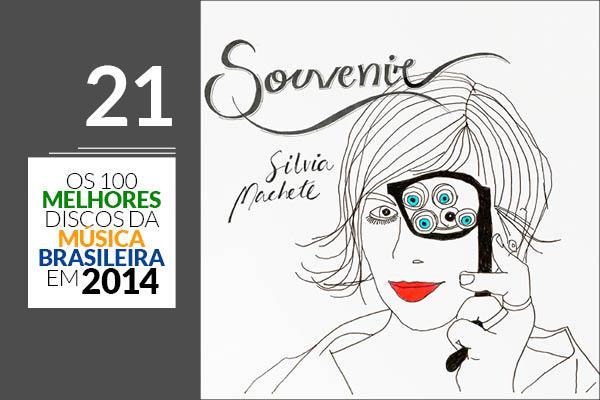 Silvia Machete - Souvenir