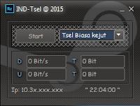 Inject Telkomsel Spesial 1 Juni 2015