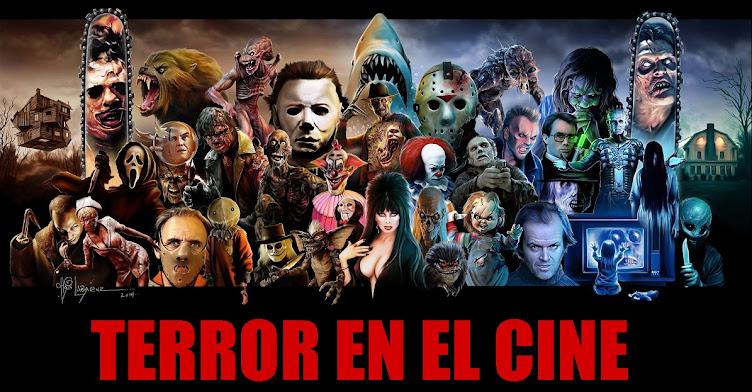 TERROR EN EL CINE.