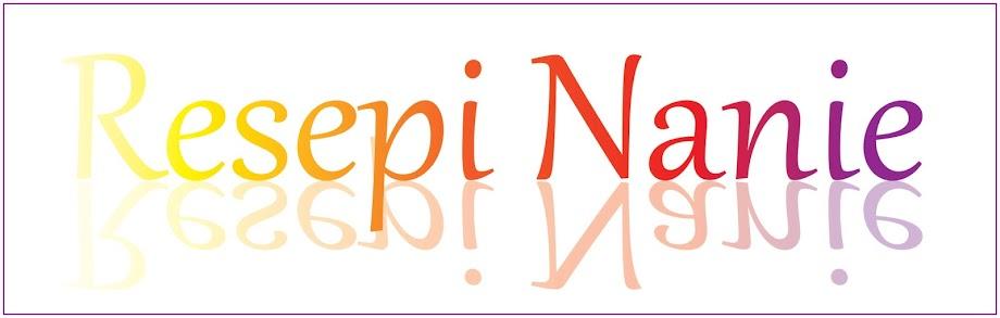 Resipi Nanie