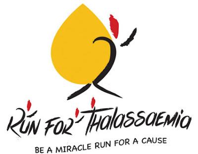 Run For Thalassaemia 2015 lomba lari tangerang serpong, kelainan hemoglobin, kekurangan oksigen