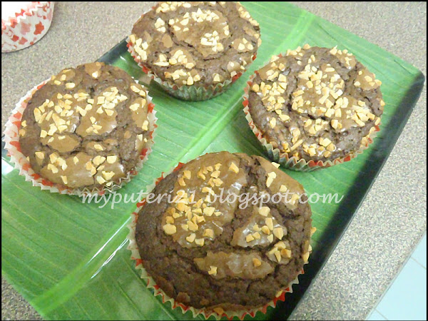 Muffin Coklat Terapi Minda....