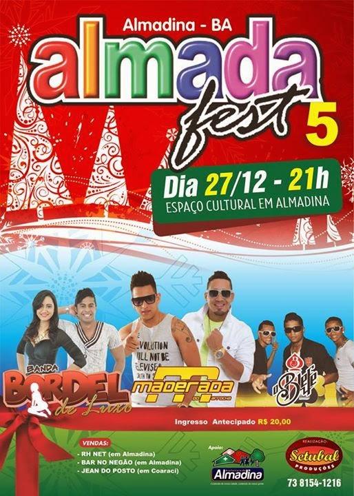 ALMADA FEST 5