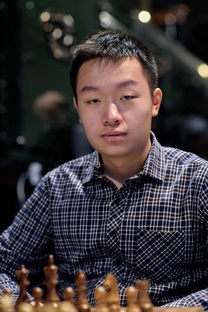 Wei Yi en el Tata Steel Chess 2016