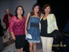 con poetas en Miraflores