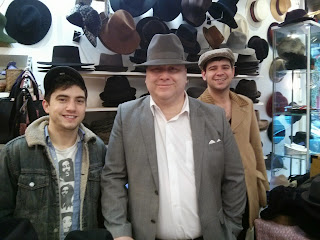 The Hat House, hat shop in New York Tel: 347-640-4048