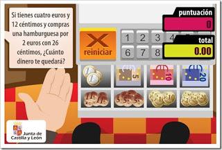 CALCULO CON EUROS